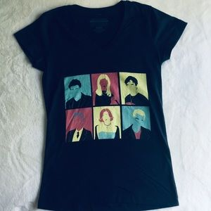 Design by Humans Graphic Tee/ Size Medium